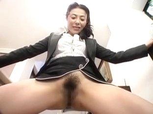 Japanese FemDom! Golden Squirt! Amateurs!