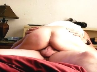 Hot babe mounts a meaty cock