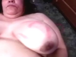 Busty chubby amateur cougar wife well done after sex games in bed