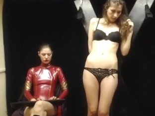 femdomshow non-professional record on 02/01/15 19:02 from chaturbate