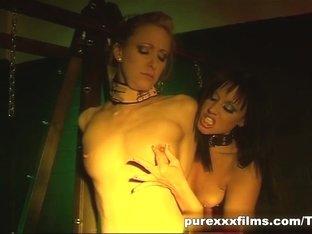 Crazy pornstar in Incredible BDSM, Threesomes sex clip