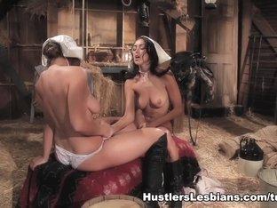 Incredible pornstar Breanne Benson in Crazy Cunnilingus, Fingering sex scene