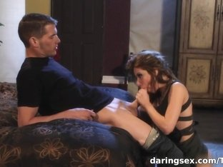 Exotic pornstar in Hottest HD, Cunnilingus adult video