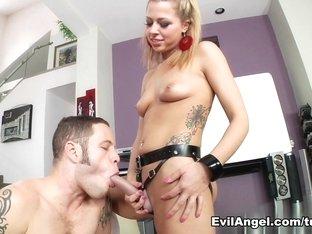 Horny pornstars Zoey Monroe, Wolf Hudson in Exotic Femdom porn clip