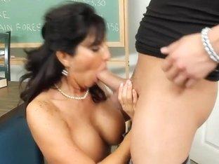 Tara Holiday is a hot teacher of Xander Corvus