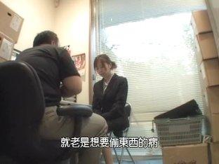 Nice creampie for a Jap slut in spy cam hardcore video