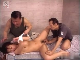Incredible Japanese girl in Exotic JAV uncensored Group Sex movie