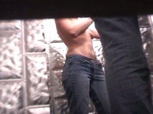 Hidden porn changeroom