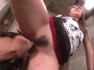 Hottest Japanese model Rinka Aiuchi in Fabulous JAV uncensored Hardcore scene