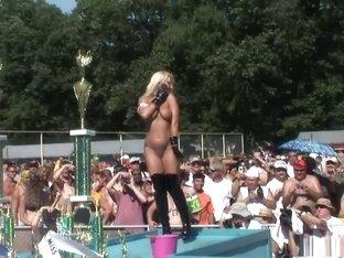 Best pornstar in incredible amateur, outdoor adult clip
