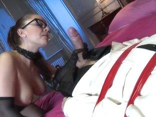Hottest pornstar Liza Del Sierra in exotic brazilian, anal adult scene