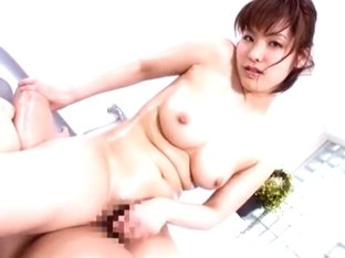 Fabulous Japanese whore Nao Ayukawa in Crazy Massage, MILFs JAV video