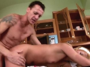 Hot Zorah White fucked so damn hard