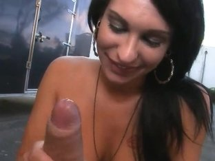 Kitty Bella getting dick in mouth and pussy