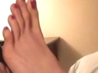 Hawt lengthy toes