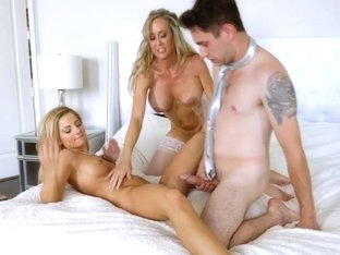 Teen shared her BF with her stepmom to be Brandi Love