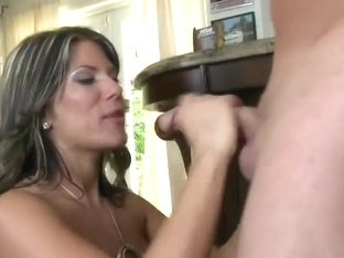Dude picks up and bangs sex appeal milf again