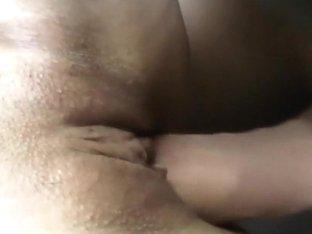 I get a creampie in my homemade blonde porn video