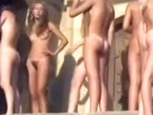 juvenile nudists (vist ruins three)