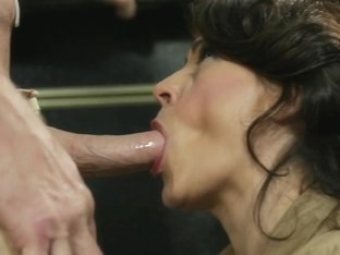 Raylene in Laverne And Shirley XXX Porn Parody