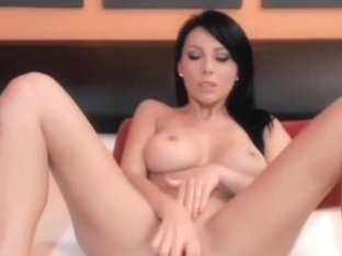 Anal And Pussy Stretching On Webcam