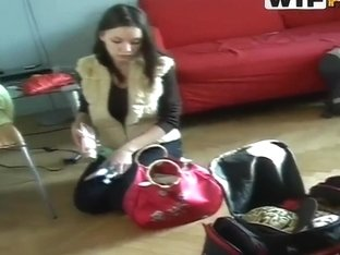 So hot packing things and having couple sex