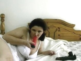 Anal toys for aged large delightful woman