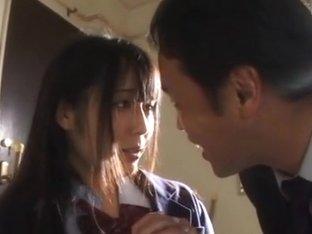 Superb Asian doll Ruka Kanae enjoys bondage