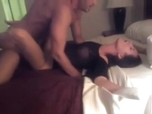 Wife fucking stranger in hotel