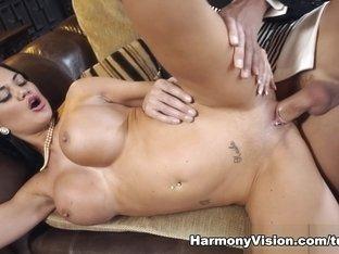 Fabulous pornstar Jasmine Jae in Hottest Big Tits, Asian sex movie