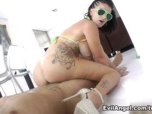 Exotic pornstar Nacho Vidal in Fabulous Latina, Pornstars adult clip