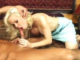 Twatty Margo Russo fucking with her boyfriend's son