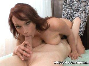 Best pornstars Nikki Hunter, Chad Diamond in Horny MILF, Cumshots sex clip