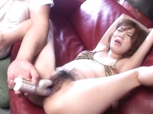 Crazy Japanese girl Maria Asagiri in Amazing JAV uncensored Cumshots movie