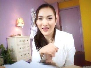 Best Japanese slut Naomi Serizawa in Hottest Blowjob/Fera, Handjobs JAV clip