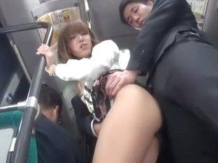 Hottest Japanese chick Misaki Akino, Kyouko Maki, Sena Sakura in Fabulous Public, Outdoor JAV movie