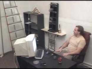 Voyeur video pounding