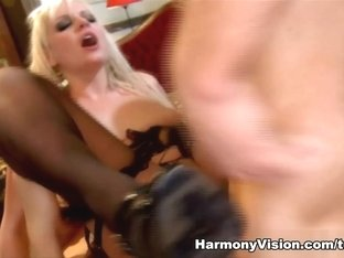 Incredible pornstar Jordan Pryce in Crazy Stockings, Big Tits sex scene