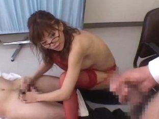 Supreme Shiofuki Female Teacher