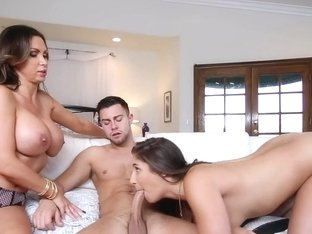 Abella Danger Fuck Fest with Stepmom Nikki Benz