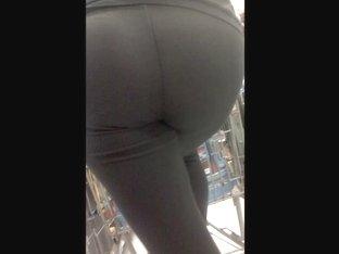 Candid Yoga Panties