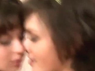 Perfect Bodied Teens Lick Pussies