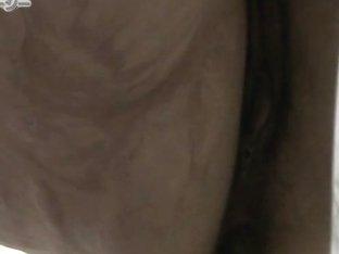 Ravishing voyeur shots taken in a female's public restroom