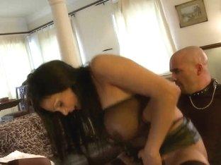 Two hot sluts in a wicked group sex fun in HD
