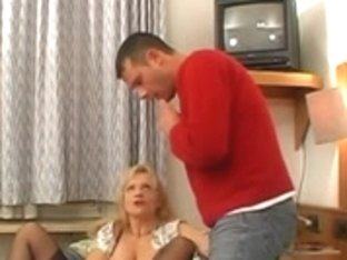 Old on young hot porn video with a lot of fucking