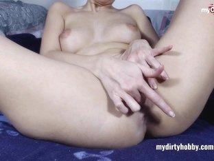My Dirty Hobby - Mega Dirty Talk Cam Show Blonde Deutsche