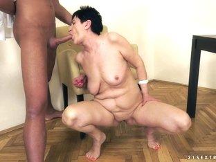 Exotic pornstar in Incredible Hardcore, Brunette adult clip