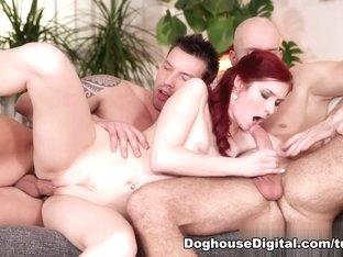 Exotic pornstar Kattie Gold in Fabulous Bisexual xxx scene