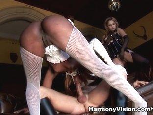 Amazing pornstars Regina Ice, Jasmine Webb in Best Threesomes, Anal sex video