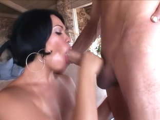 Incredible pornstar Rosario Stone in hottest facial, brazilian porn video